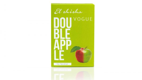 El Shisha Vogue Double Apple