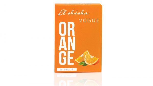 El Shisha Vogue Orange