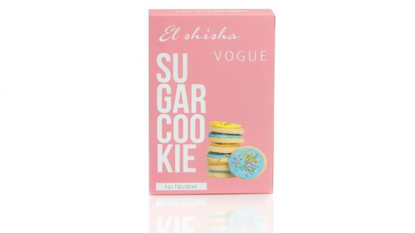 El Shisha Vogue Sugar Cookie