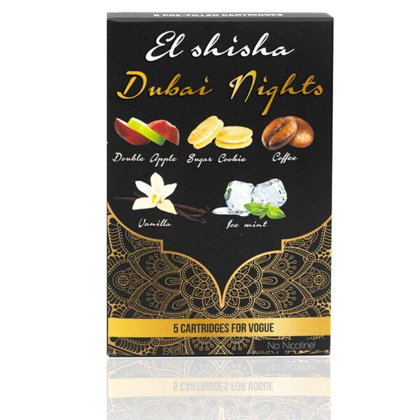 El Shisha Vogue Dubai Nights