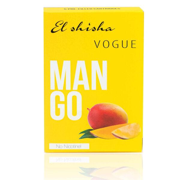 El Shisha Vogue Mango
