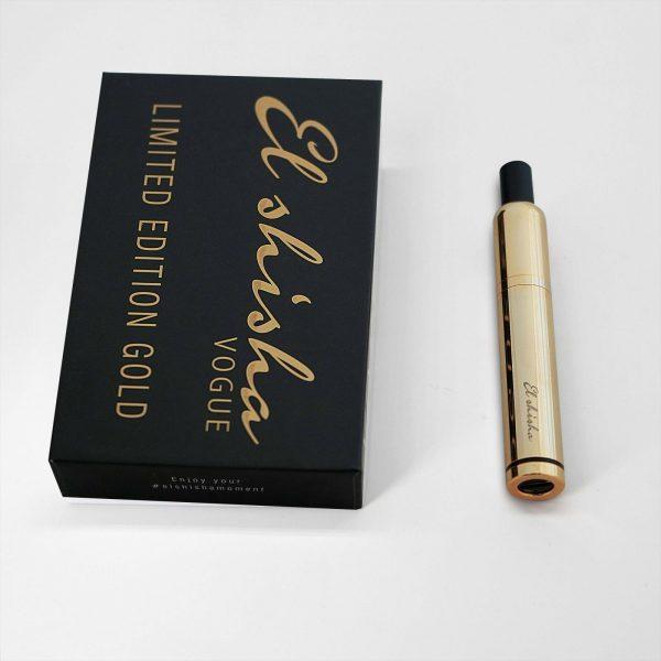 El Shisha Vogue Gold
