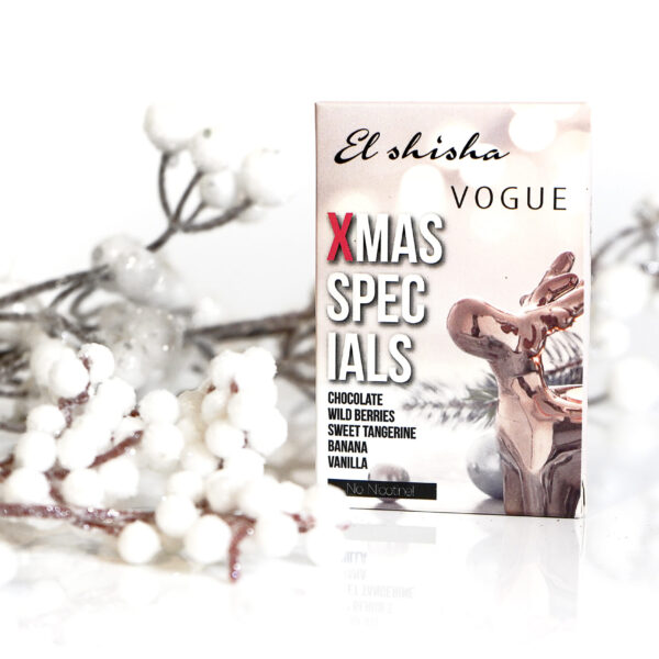 El Shisha Vogue Xmas Specials