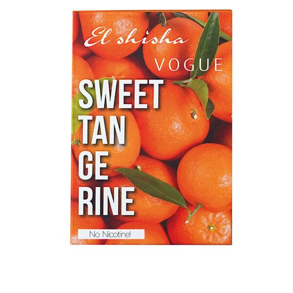 El Shisha Vogue Sweet Tangerine