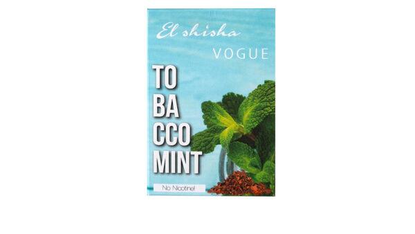 El Shisha Vogue Tobacco Mint