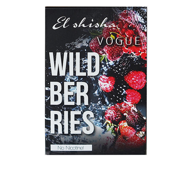 El Shisha Vogue Wild Berries