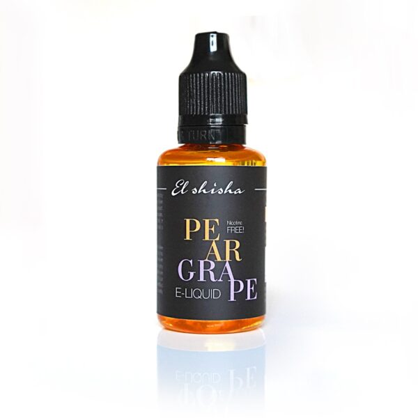 El Shisha Liquid Pear Grape