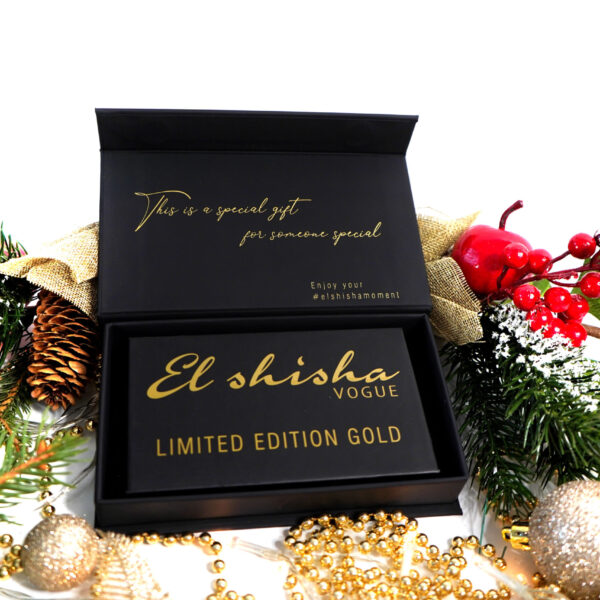 El Shisha Gold special