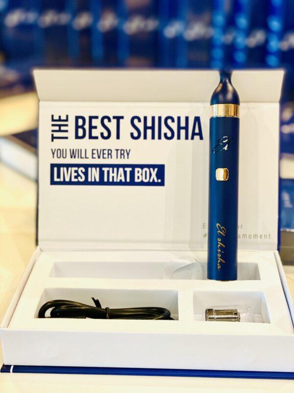 El Shisha Prive Navy Blue