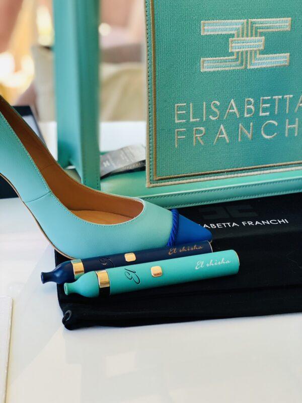 El Shisha Prive Tiffany Blue