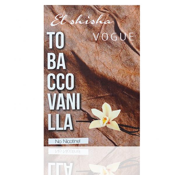 El Shisha Vogue Tobacco Vanilla