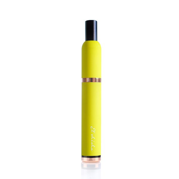 El Shisha Vogue Neon Yello & box