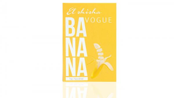 El Shisha Vogue Banana