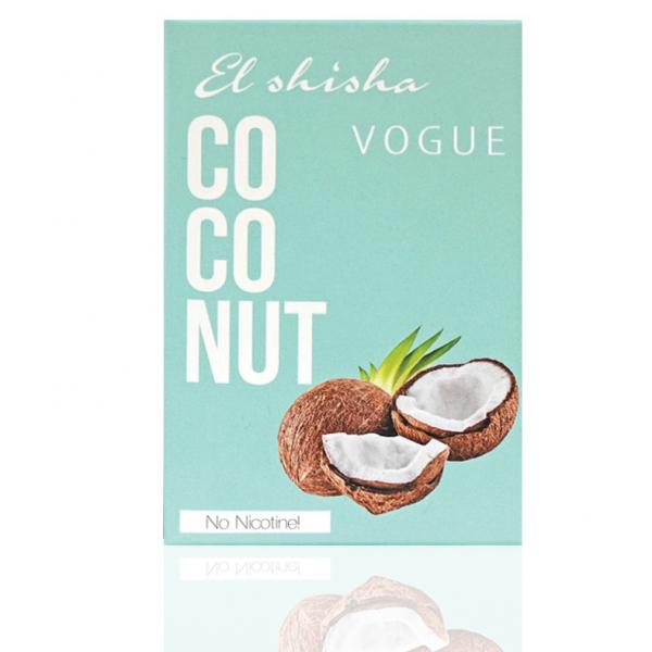 El Shisha Vogue Coconut