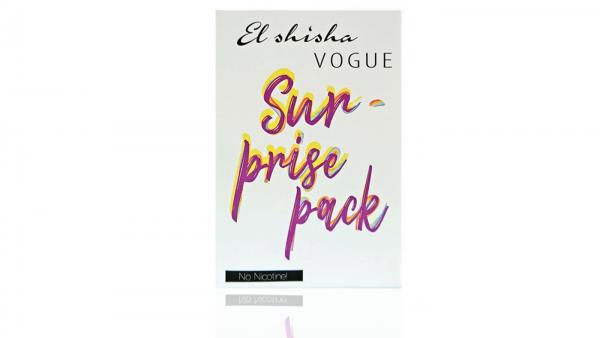 El Shisha Vogue Surprise Pack